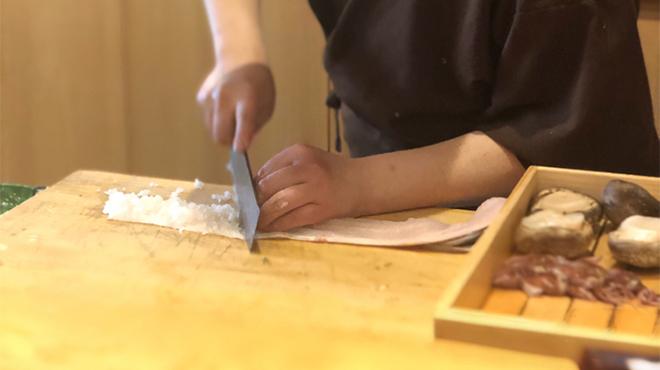 天ぷら たけうち - メイン写真: