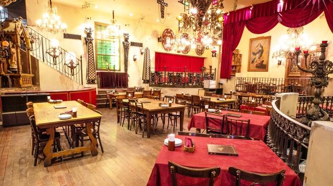 Christon Cafe - メイン写真: