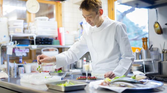 レストラン ラ・フォンテーヌ - メイン写真: