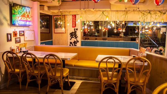 沖縄クラフトビール&琉球バル ガチマヤ - メイン写真: