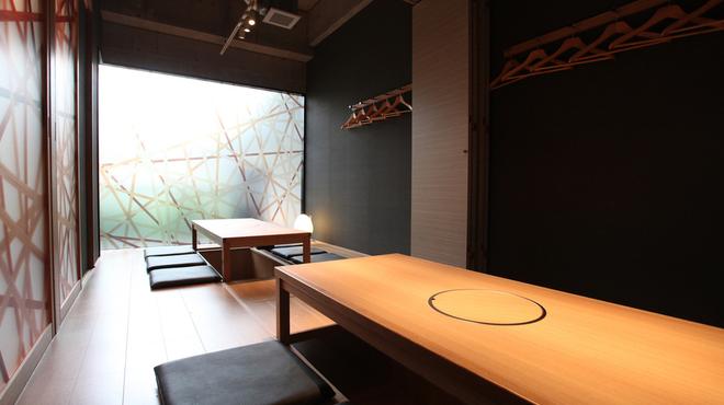 もつ鍋 慶州 - 内観写真:店内1