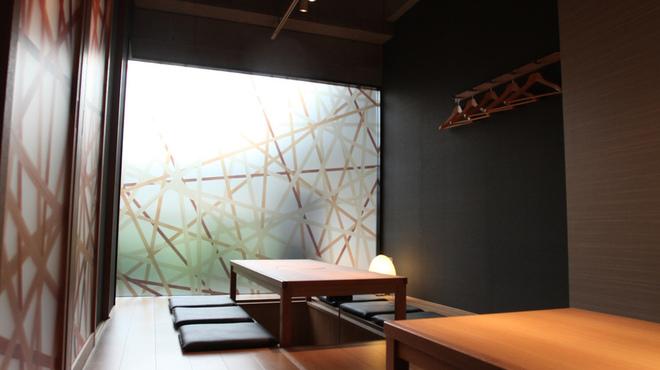 もつ鍋 慶州 - 内観写真:店内2