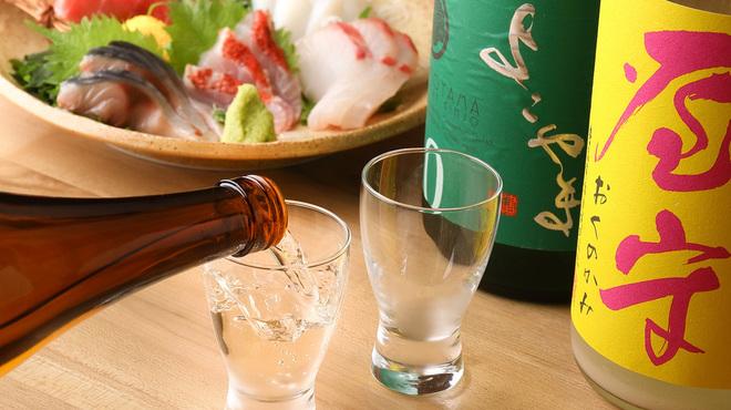 日本酒と魚 chikaku - メイン写真: