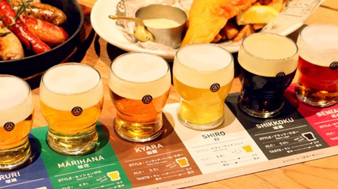 東京ビアホール&ビアテラス14 - メイン写真: