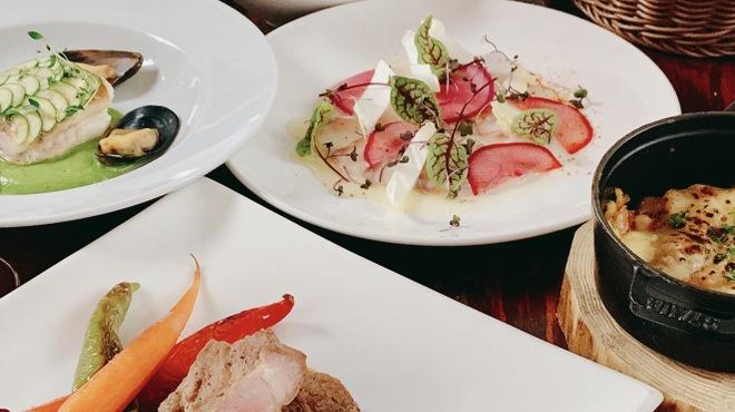 フランス酒場 ル・プー - 料理写真:大皿料理