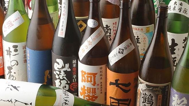 日本酒人 - メイン写真: