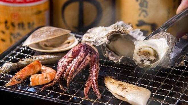 浜焼海鮮 浜タロー - メイン写真: