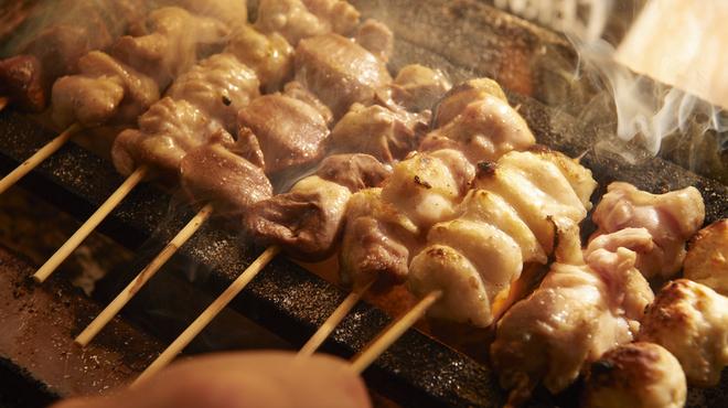 豚のしっぽと鶏のとさか - メイン写真: