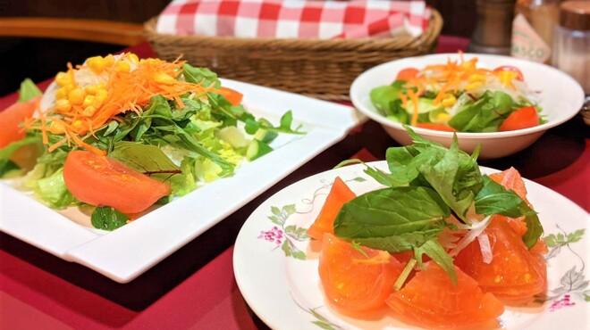二葉會館 サンセール - 料理写真:◆サラダ◆