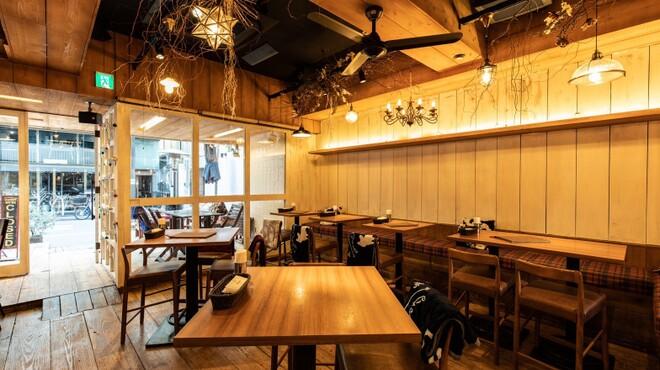 渋谷 カフェ&テラス BBQ Noan - メイン写真: