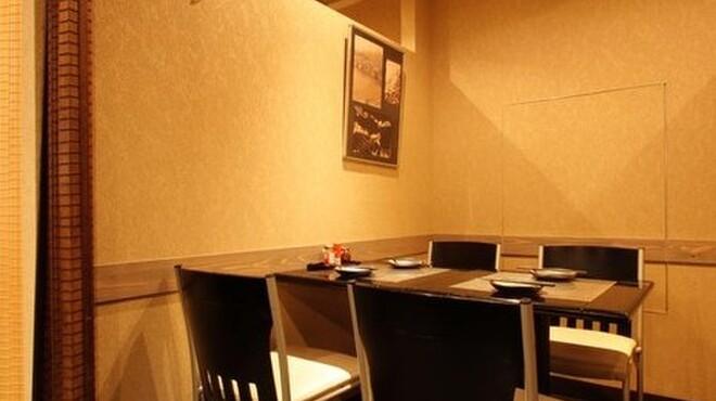 ビール100円『たんと』 - 内観写真:個室 テーブル席