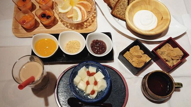 はーべすと - 料理写真:食べ放題の甘美デザート♪