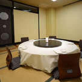 精華苑 - 内観写真:座敷のお部屋もご用意しておりますのでお気軽にご利用下さい。