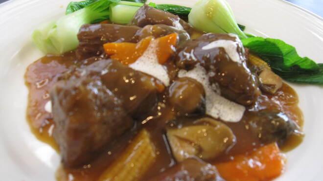 TAITO - 料理写真:牛バラ肉の中国風シチュー