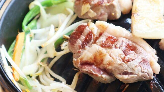 ○七商店 - 料理写真:完全予約制:ジンギスカン(要お問合せ)