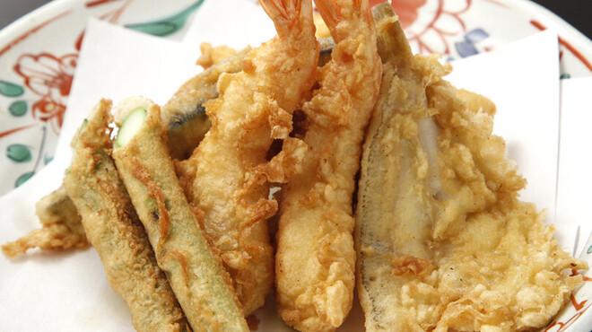 天ぷら 日本料理 あら川 - 料理写真: