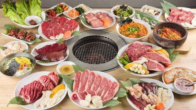 焼肉ワンダーカルビ - メイン写真: