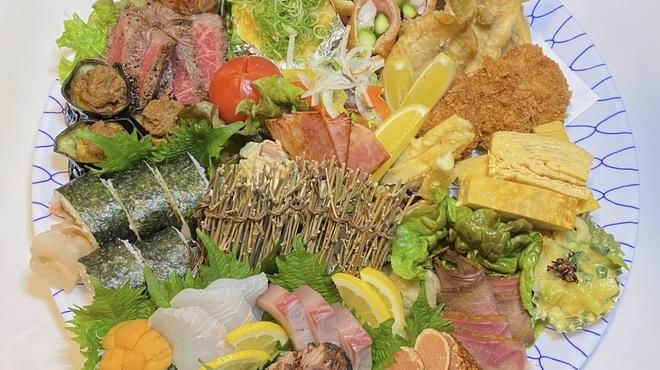 郷土料理 竹の子 - メイン写真: