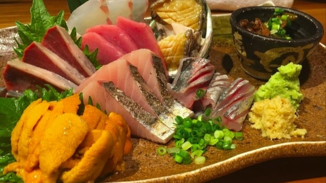 魚真 - メイン写真: