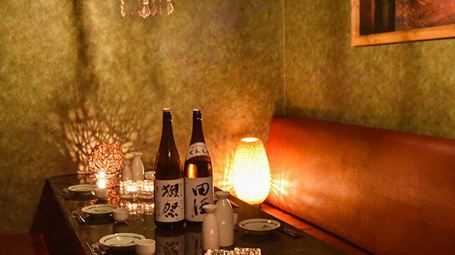 九州地鶏 個室 地鶏匠 - 内観写真: