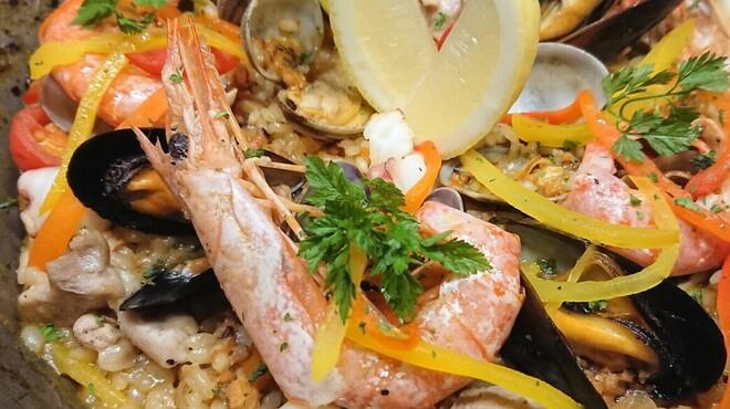 地中海バル LIBRE - 料理写真: