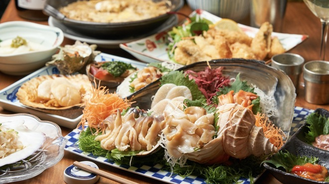 貝料理 梵厨 - メイン写真: