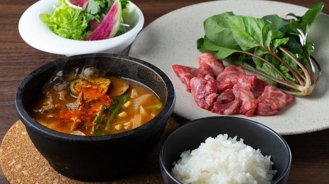 本町焼肉DATENARI - メイン写真: