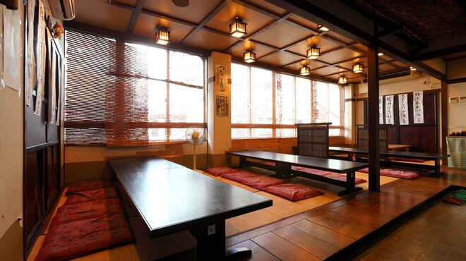 大久保西の茶屋  - 内観写真:二階には宴会が出来るお座敷もある
