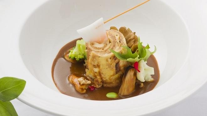フランス料理レストラン オー・エ・セル - メイン写真: