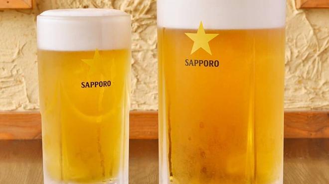 可児かまど - ドリンク写真:サッポロビール