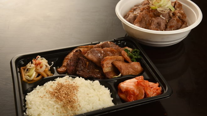 焼肉と宅配弁当 えぇ五郎 - メイン写真: