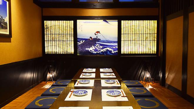個室完備居酒屋 極上肉×旨い海鮮を喰らう 茜屋 - メイン写真: