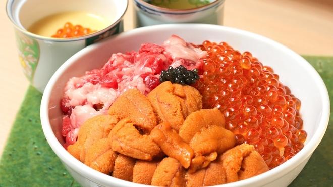 鮨 子都菜 - 名古屋(寿司)の写真2