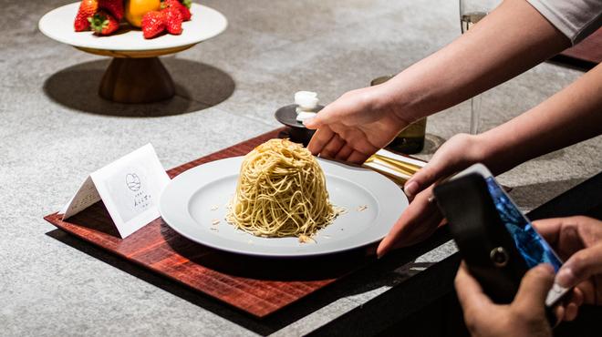 和栗菓子kiito - メイン写真: