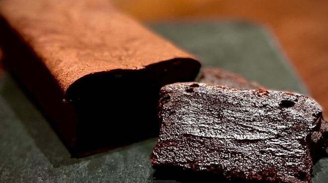 ヴィアブレラ - 料理写真:【TAKE OUT】チョコレートのテリーヌ 1本¥2,160