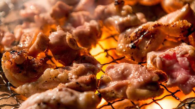 肉串専門店 肉乃 - メイン写真:
