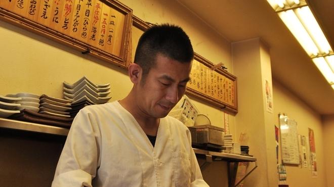 ときすし - 内観写真:関西では珍しい【コハダ】一匹〃手仕込み!ココ、手を抜けばお客さんは喜んでくれません!