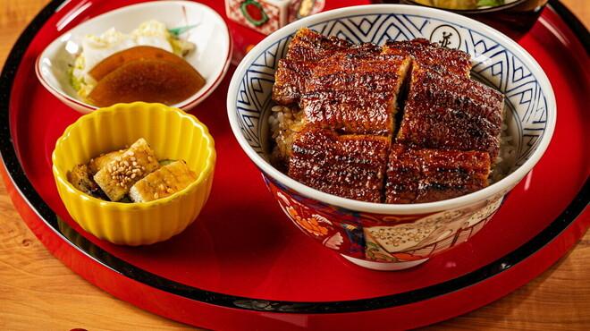 炭焼 うな富士 - 料理写真:
