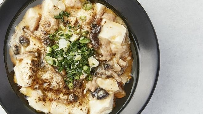 麻婆豆腐TOKYO - メイン写真: