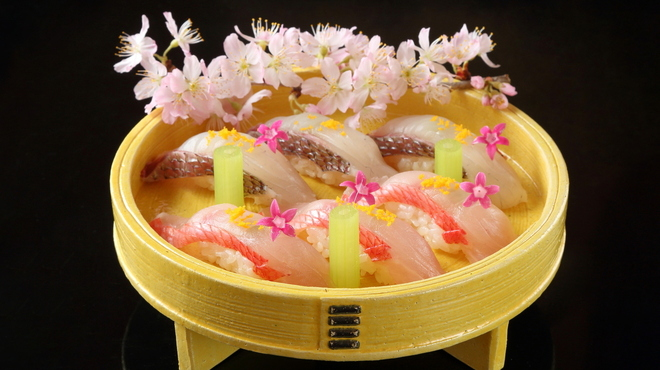 寿司 はせ川 - メイン写真: