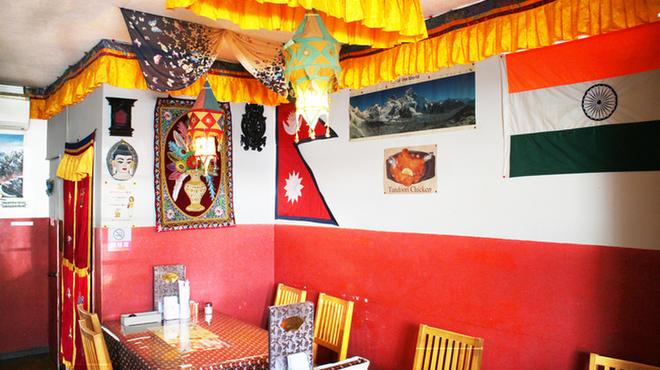 ヒマラヤキッチン - メイン写真:
