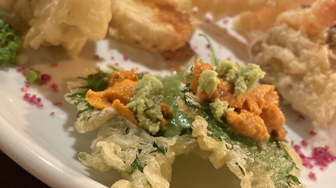 魚と野菜と天ぷらと 酒場リベリー - 中崎町(居酒屋)の写真4