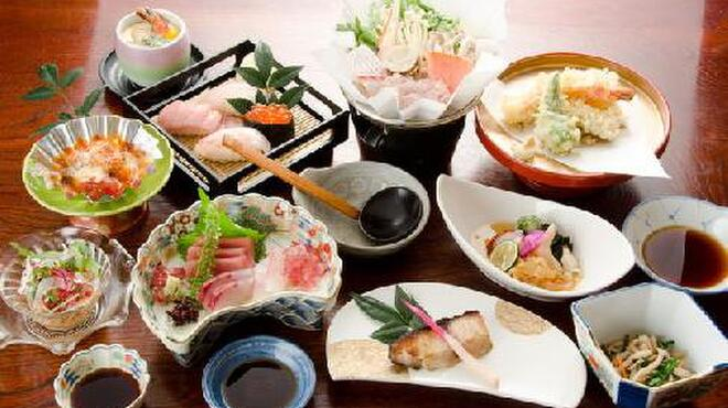 つかさ - 料理写真:ご宴会4000円コース