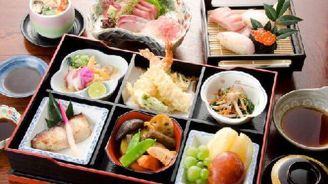 つかさ - 料理写真:松華堂5000円コース