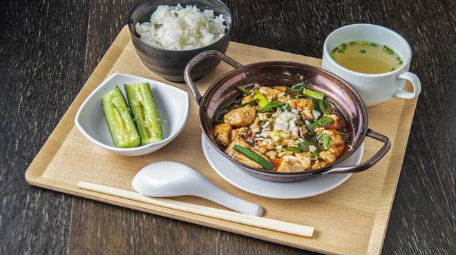 ハオツー 中華料理 - 料理写真:麻婆豆腐