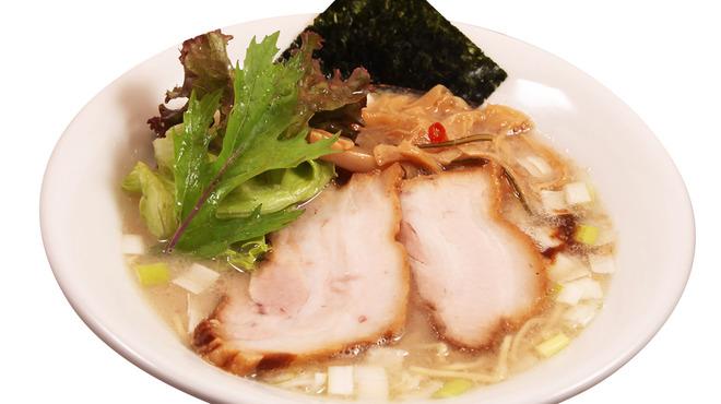 らぁ麺 胡心房 - 料理写真:ラーメン