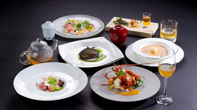 ラ・メール - 料理写真:フレンチ本膳