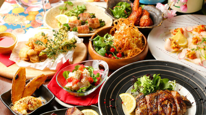 炭焼キッチン Tenten - メイン写真: