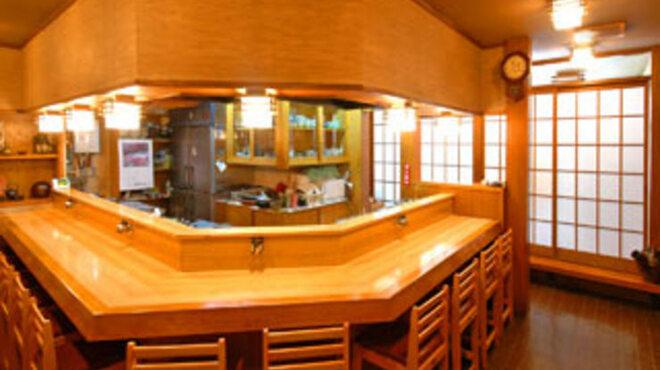 安古 - 内観写真:【お一人様でも大歓迎】ゆっくりと鮟鱇料理をお楽しみ下さい!!