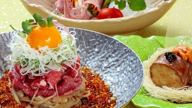 日本料理 瀬戸内 - 料理写真:5-6月丑年牛々(ぎゅうぎゅう)詰め会席